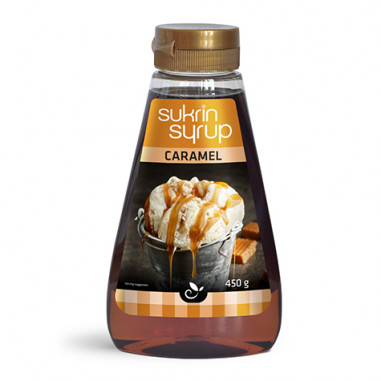 Xarope de Caramelo de Sukrin 450g