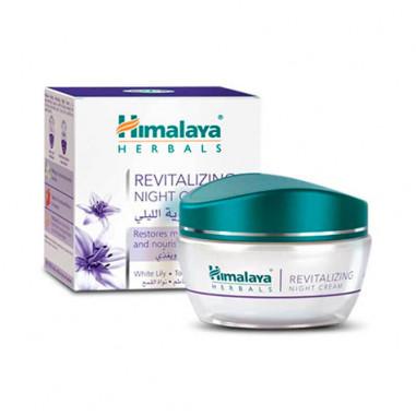 Crema Revitalizante de Noche Himalaya 50ml
