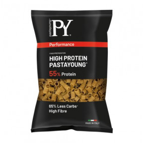 Pasta Young 55% Protein Pasta Young Tubetti Rigate 250g