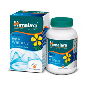 Tribulus Men's Wellness Himalaya 60 cápsulas