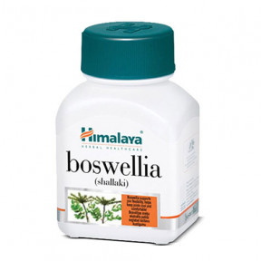Boswellia Himalaya Joint Health 60 cápsulas