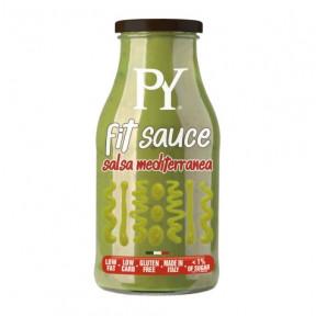 Salsa Mediterránea low-carb Pasta Young Fit Sauce 250g