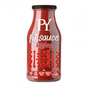 Pasta Young Fit Sauce Ketchup 250g