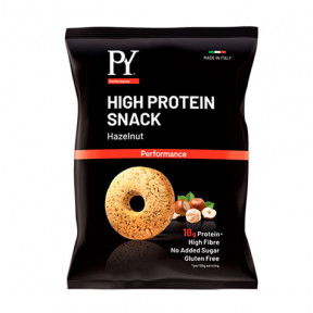 High Protein Snack flavor Hazelnuts Pasta Young 55g