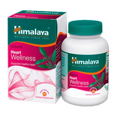 Arjuna Salud del corazón Himalaya 60 cápsulas