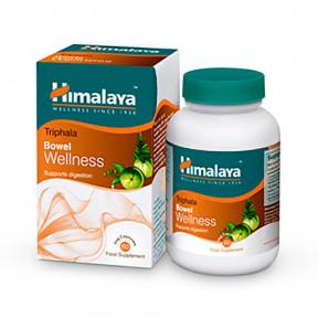 Triphala Salud del intestino Himalaya 60 cápsulas