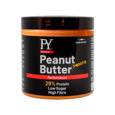 Crema proteica de cacahuete Suave Pasta Young 250g