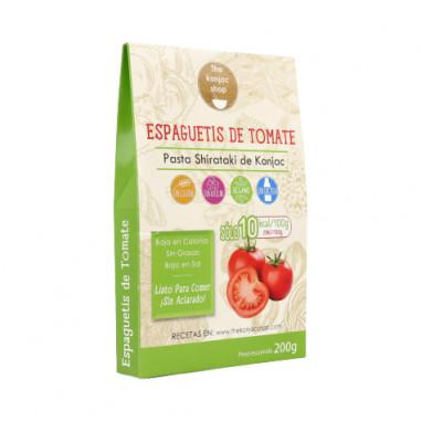 Espaguetis de tomate de Konjac TKS 200g