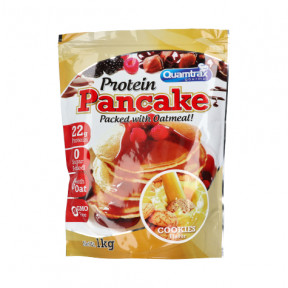 Protein Pancakes Cookies flavor Quamtrax 1kg