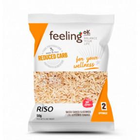 Des pâtes FeelingOk Riso Optimize 50g