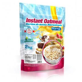 Quamtrax Neutral Flavored Oatmeal 2Kg