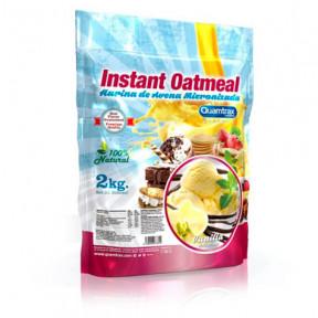 Quamtrax Vanilla Flavored Oatmeal 2Kg