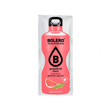 Bebidas Bolero sabor Tónica de Pomelo 9 g