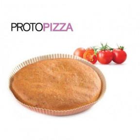 Pizza Protopizza com Tomate Seco Extra CiaoCarb Fase 1 50g
