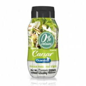 Salsa César 0% calorías Quamtrax Gourmet 330ml
