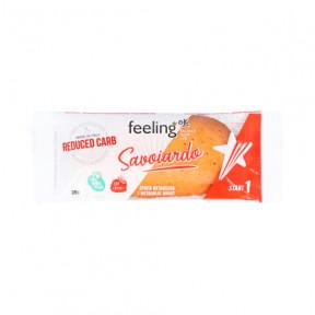 Biscoito FeelingOk Savoiardo Start Amendoas Start 35 g