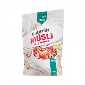 Céréales protéinées au Muesli aux fruits rouges de Fit4Day 375g