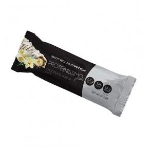 Barrita Low-Carb Proteinissimo Prime Chocolate-Vainilla de Scitec Nutrition 50g
