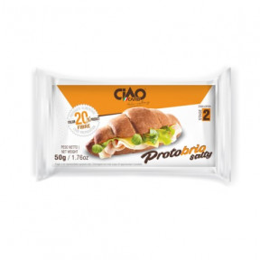 CiaoCarb Protobrio Stage 2 Salty Croissant 1 unit 50 g