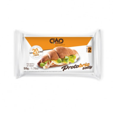 Croissant Salé CiaoCarb Protobrio Phase 2 Sucré Naturel 1 unité 50 g