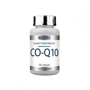 Coenzima Q10 10mg Scitec Essentials 100 cápsulas