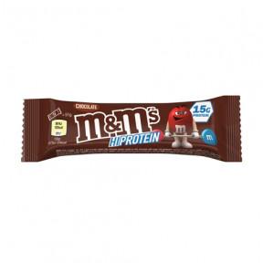 Mars M&M's Hi Protein Bar Chocolat 51g