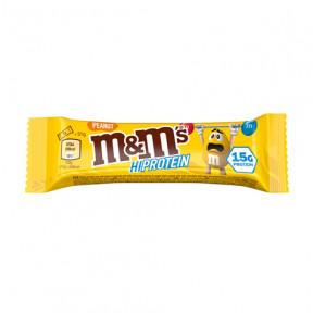 Barrita Mars M&M's Hi Protein Cacahuete 51g