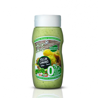 Canary volcano Natural Sauce 0% GoFood 320ml