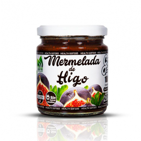 Natural fig jam GoFood 250g