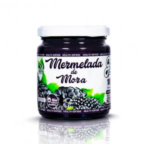 Geléia de Amora natural GoFood 250g