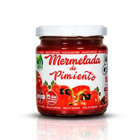 Mermelada natural de Pimiento GoFood 250g