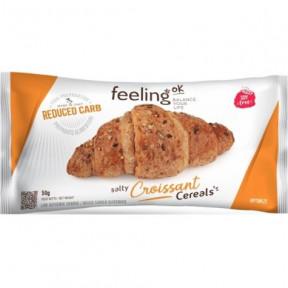 Croissant Salgado com Cereais Optimize FeelingOk 1 unidade 50 g