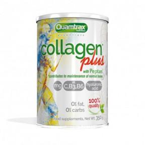 Collagen Plus with Peptan Quamtrax Essentials neutral flavor 350g