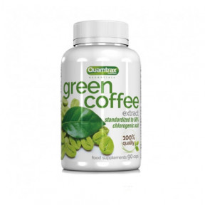 Green Coffee Extract Quamtrax Essentials 90 caps