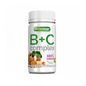 B+C Complex Quamtrax Essentials 60 caps