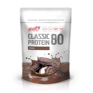 Classic Protein 80 Sabor Cookies & Cream Got7 500g