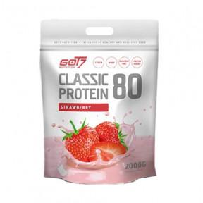 Classic Protein 80 Sabor Morango Got7 2Kg