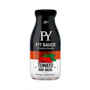 Tomate e manjericão Pasta Young Fit Sauce 250g