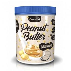 Crema de Cacahuete Crujiente Quamtrax 1 kg
