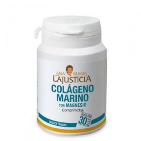 Marine Collagen with Magnesium Ana María Lajusticia 180 Tablets lemon flavor