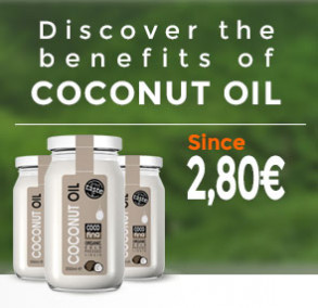 Discover the benefits of Coconut oil Cocofina at Outletsalud.com